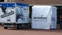 Accenture: Karriere-Café an Fachhochschulen und Universitäten