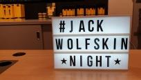 Jack Wolfskin - Powershoppen bei Nacht